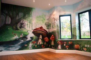 Sweetart Murals can create you beautiful, bespoke children's murals