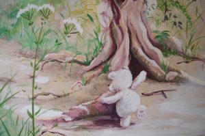 Sweetart Murals can create you beautiful, bespoke nursery murals