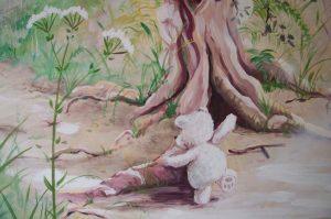 Sweetart Murals can create you beautiful, bespoke nursery murals